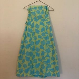 Lilly Pulitzer Sabrina Strapless Dress Size 6